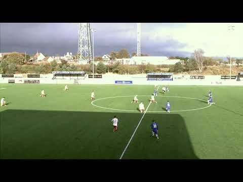 Cove Rangers East Fife Goals And Highlights