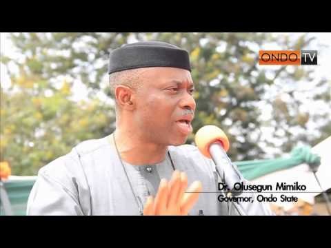 Free and Quality Education: Ondo Builds 51 Mega Primary Schools