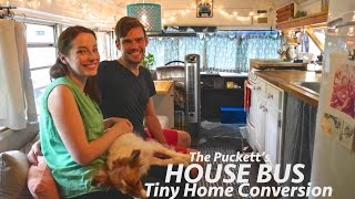Q - 6 MONTHS LIVING IN A TINY HOUSE BUS CONVERSION | Bus Life NZ