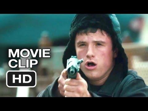 Red Dawn Movie CLIP - Ambush (2012) - Chris Hemsworth, Josh Hutcherson Movie HD