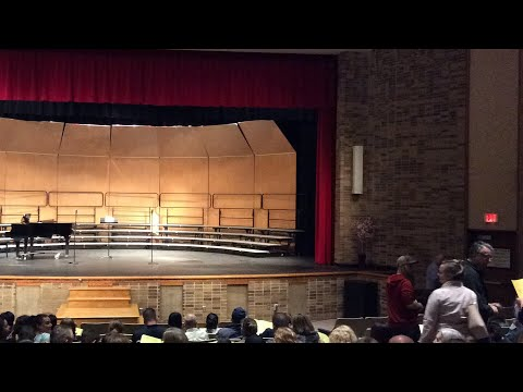 8th and 9th grade spring CHOIR concert - May 8, 2018