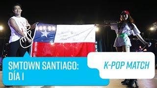 #SMTOWNinSantiago Día 1 Viernes | K-Pop Match