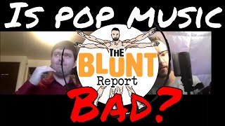 Is ALL pop music bad?