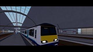 ROBLOX | SCR 1.0 | Stepford Road - Stepford Central (timelapse)