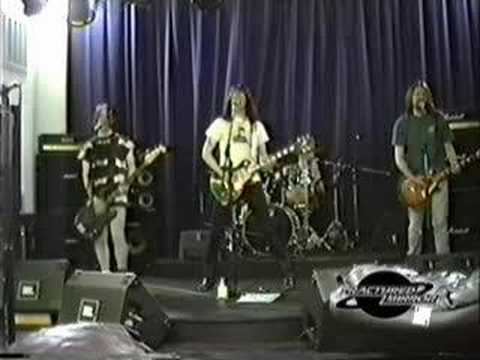Ace Frehley tribute band FRACTURED MIRROR live DARK LIGHT
