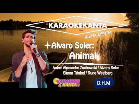 animal alvaro soler karaoke