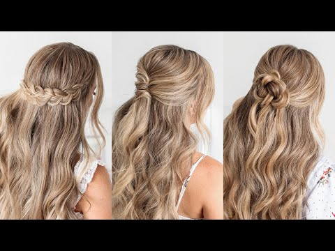 3-fall-half-updos-🍂-easy-hairstyles- -missy-sue