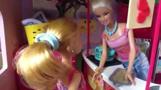 Búp bê Barbie Phòng ngủ
