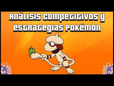 Análisis Competitivos Y Estrategias Pokémon - Smeargle