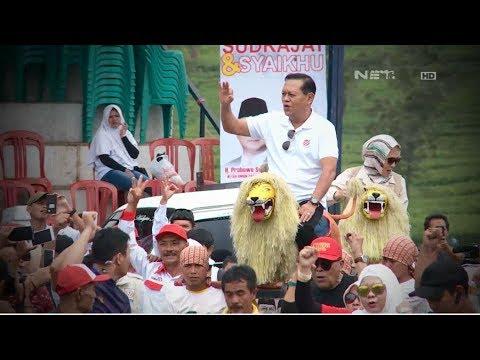 Satu Indonesia - Strategi Para Calon Pemimpin Jawa Barat
