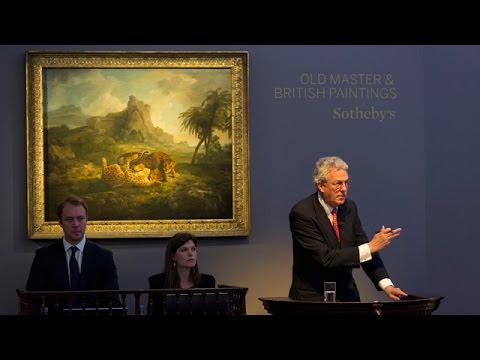 Old Master & British Paintings Evening Sale Soars over Estimate