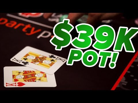Aces BATTLE Kings For $39K Pot! | S5 E31 Poker Night in America