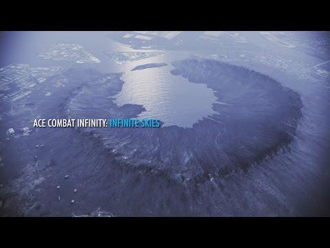 PS3「エースコンバット」INFINITE SKIESトレイラー