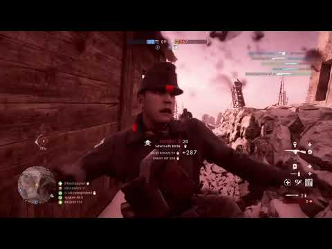 The best medic weapon so far?? - Bf1 medic play