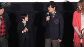 『ハッピー フィート2 踊るペンギン レスキュー隊』初日舞台挨拶 (関連...