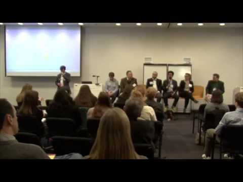 """Employment Options for History Lovers"" - Panel discussion at History Camp"