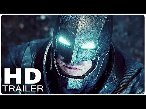 Batman vs Superman Trailer 1 + 2 Deutsch German 2016 Dawn of Justice  Film