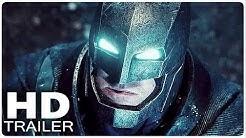 Batman vs Superman Trailer 1 + 2 Deutsch German 2016 Dawn of Justice  Film