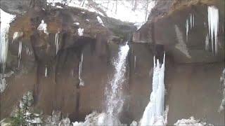 北海道苫小牧の秘境・七条大滝へ行く