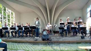 Ingrid Lindebratt och Västerviks Storband - That Old Black Magic