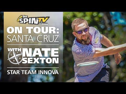 SpinTV OnTour - Santa Cruz: featuring Nate Sexton