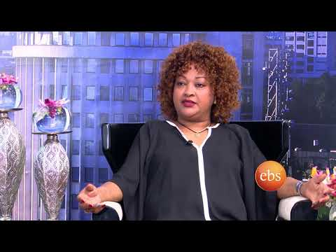 Sunday with EBS : Interview with  Bitsat Seyoum
