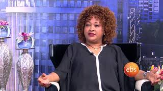 Bitsat Seyoum Interview with Sunday with EBS