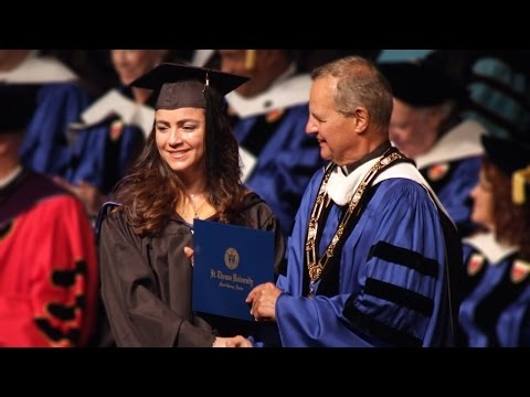 St. Thomas University's School of Law Commencement Ceremony