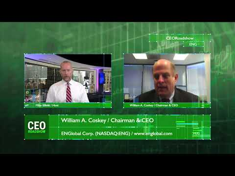 ceoroadshow-interview-with-william-a.-coskey,-chairman,-and-ceo-of-englobal-corp.