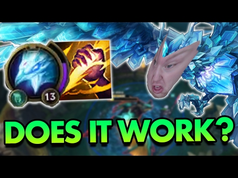 ANIVIA JUNGLE?? DOES IT WORK? - League of Legends Commentary