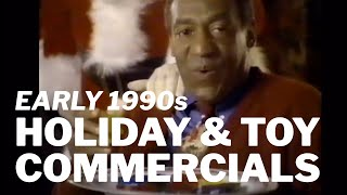 EARLY 1990s HOLIDAY & TOY COMMERCIALS | For 80s & 90s Kids | RetroTV