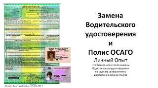 видео Как вернуть деньги за страховку ОСАГО за машину: порядок действий и необходимые документы