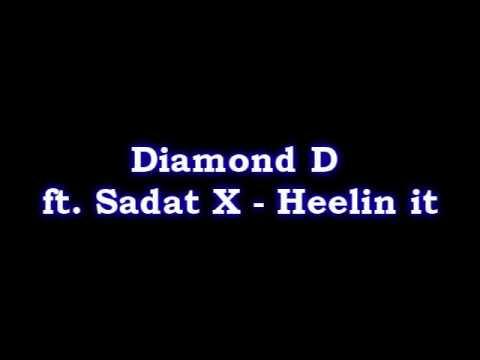 Diamond D ft. Sadat X - Feel it