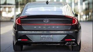 2020 Hyundai Sonata -  Sporty And Innovative Sedan