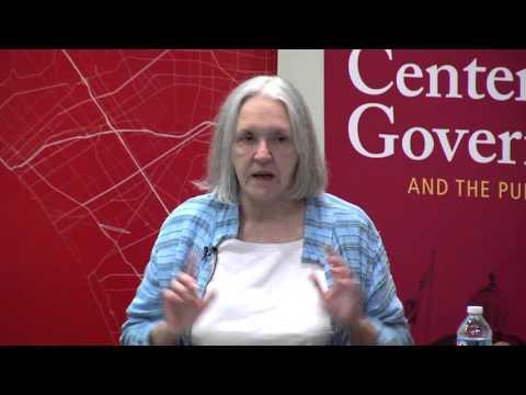 Saskia Sassen - Contesting the Streets II Keynote