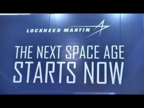 """Lockheed Martin"" - International Astronautical Congress 2015"