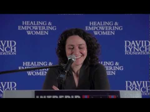 Forum on Healing & Empowering Women | Full Event | David Lynch Foundation