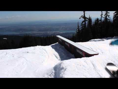 grouse mountain Park Crew party