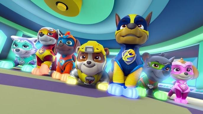 Une aventure inédite de la Pat' Patrouille au cinéma : Mighty Pups, la  Super Patrouille !