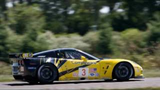 Corvette Racing Next-Generation C6.R Videos