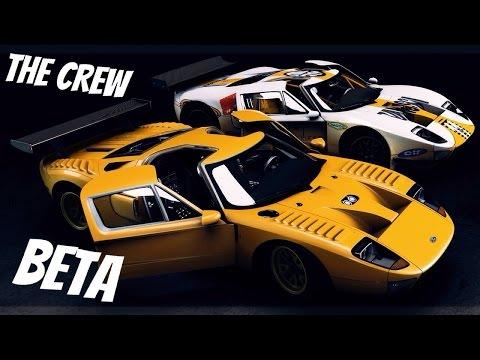 Первый взгляд - The Crew BETA
