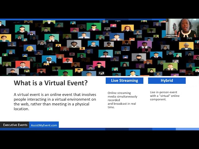 How to Add A Virtual Event Into Your Marketing