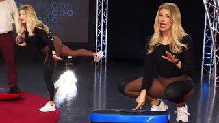 Mit 10min Sport am Tag Cellulite bekämpfen! Mit Vivien Konca bei PEARL TV (Februar 2019) 4K UHD