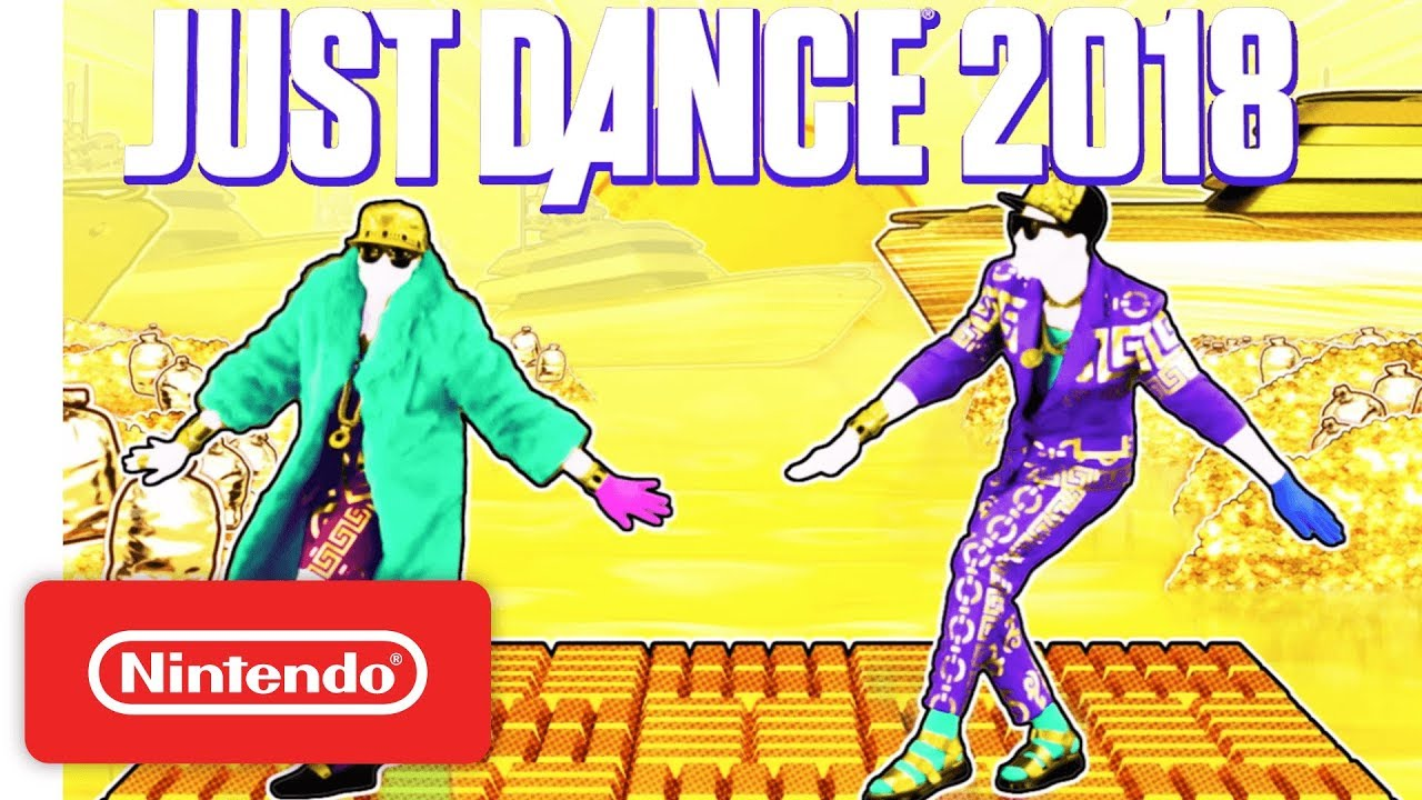 Just Dance 2018 Demo Trailer Nintendo Switch Youtube