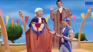 Lazy Town Capitulo 6 - Pastel Perdido Latino HD