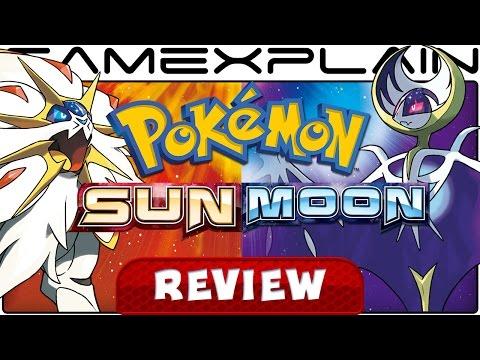 Pokémon Sun & Moon - REVIEW (3DS)