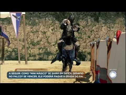 Atriz Iara Jamra fala sobre sua participação em Belaventura