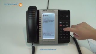 Mitel MiVoice 5320, 5330,  5340 & 5360 Teleworker Phone Training