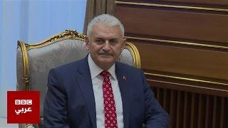 من هو بن علي يلدرم الزعيم الجديد للحزب الحاكم في تركيا