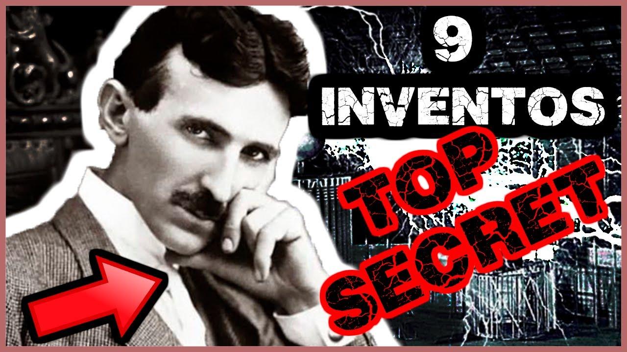 Nikola Tesla Biografía Documental de los 9 Inventos ocultos más asombrosos que realmente descubrió